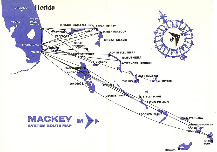 Route map dated June 15, 1974.