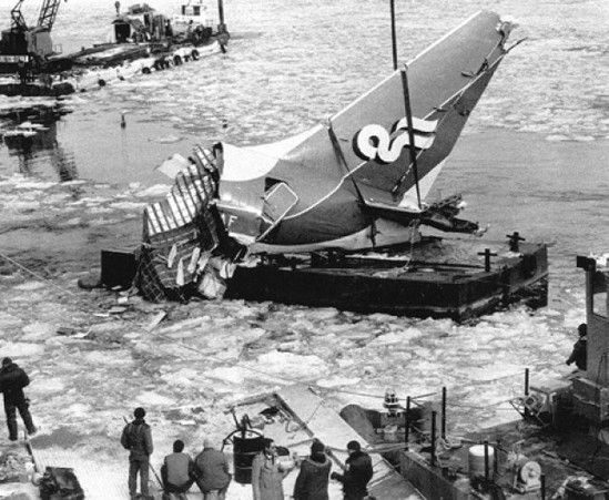 The crash of flight 90 into the icy Potomac River on January 13, 1982 defined the beginning of the end for Air Florida.
