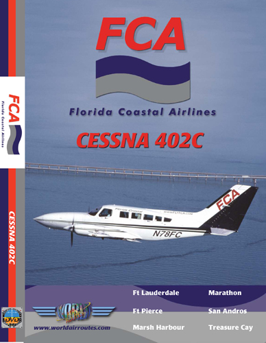 FCA World Air Routes DVD