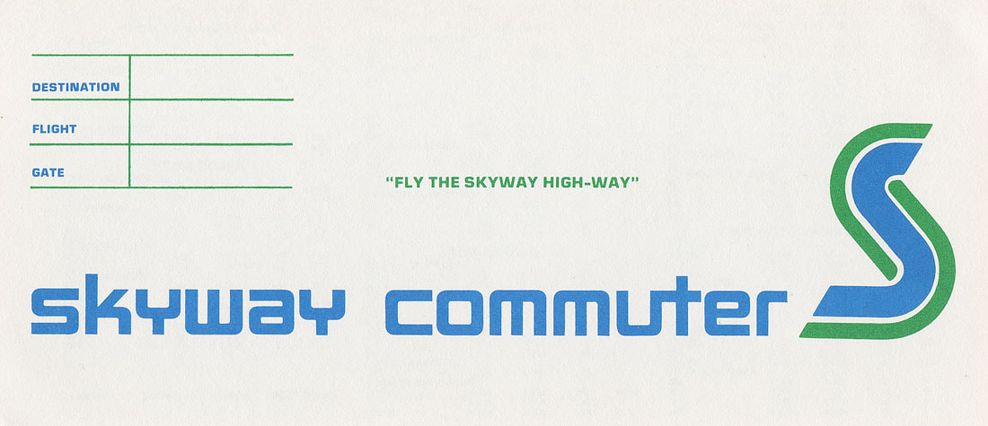 Skyway Commuter Airlines timetable